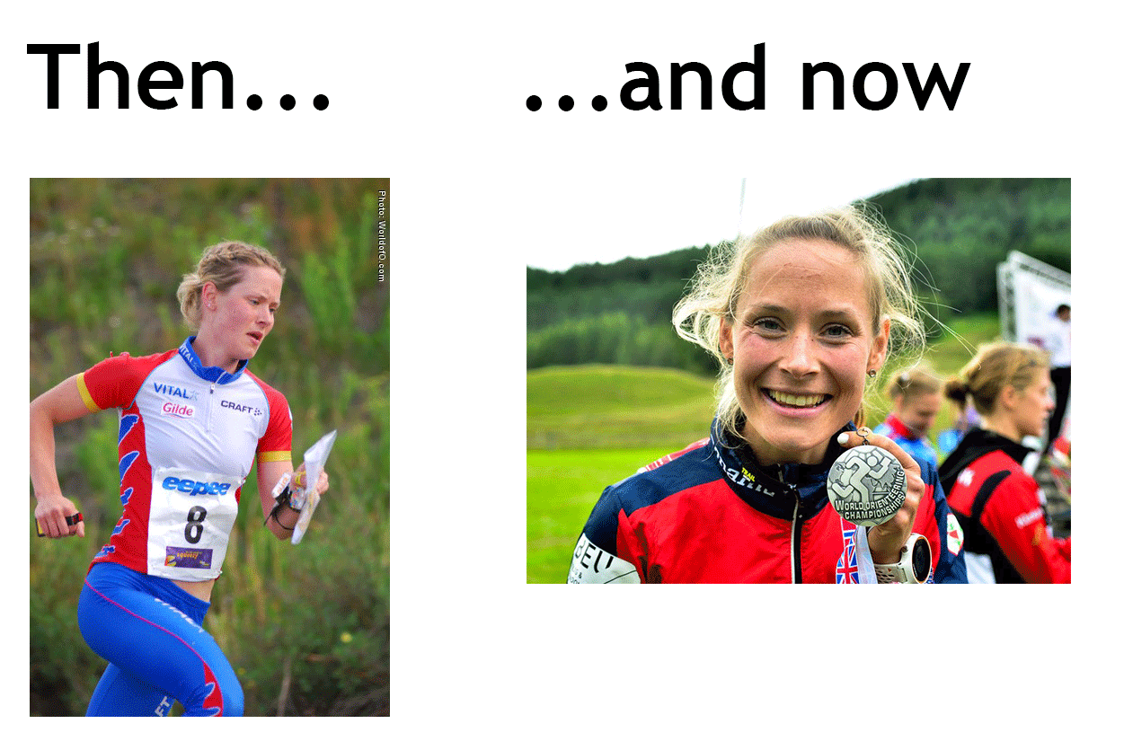 JWOC 2016 - Then and now - Mari Fasting